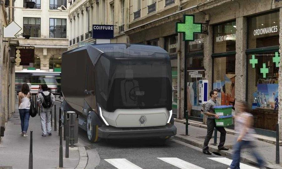 Renault Trucks Interior Renault Trucks Bereits Heute